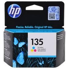 "<b>Картридж</b> струйный <b>Hewlett Packard</b> (<b>HP</b>) ""<b>135 C8766HE</b>"", цветной"