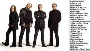 The Eagles Youtube The Eagles Greatest Hits Best Song Of The Eagles Youtube
