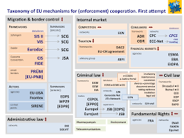 Cooperation among data privacy supervisory authorities by analogy ...