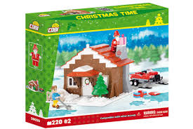 <b>Конструктор Christmas Time</b> - <b>COBI</b>-28020 | детские игрушки с ...