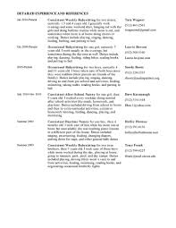cover letter nanny examples best images about resume business resume resume best images about resume business resume resume middot nursing recommendation letter