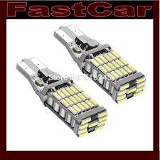 <b>10x</b> 12V 24V Canbus <b>921</b> 912 T10 <b>T15</b> 45 LED 4014 SMD 45SMD ...