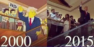 Image result for simpson trump
