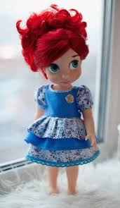 <b>Disney</b> Animator Ariel   Русалочка, Принцессы, Куколки
