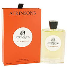 Atkinsons 24 Old Bond Street Eau De Cologne 3.3 ... - Amazon.com