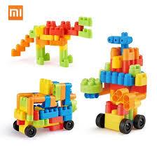 <b>Детский конструктор Xiaomi</b> Mitu Hape, 80 деталей (от 18 месяцев)