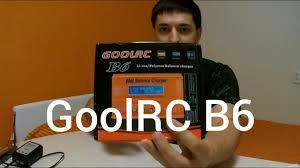 <b>Зарядка</b> GoolRC B6 - YouTube
