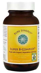Pure Synergy Super B-Complex™, 60 Tablets - Food 4 Less