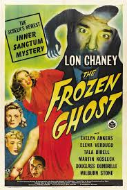Image result for images of posters for lon chaney, jr/ in A stranger in town