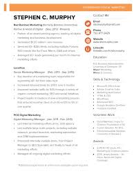 stephen murphy s digital marketing resume red bank nj