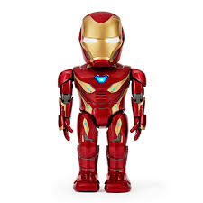 <b>Iron Man</b> MK50 Robot by UBTECH
