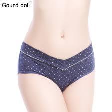 3PCS/Lot Cozy Cotton <b>Pregnancy</b> Maternity <b>Women Underwear</b> ...
