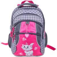 """Рюкзак """"<b>Cat Marie</b>"""", 38x28x14 см, 2 отделения, 3 кармана ..."""