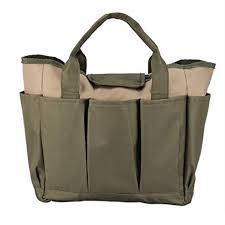 Delaman Garden Tool <b>Storage</b> Tote Bag, <b>Multifunctional Sturdy</b> ...