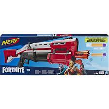 Купить бластер <b>Hasbro Nerf</b> Фортнайт Дробовик E7065 в ...