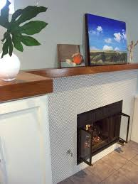 room fireplace pinterest fireplaces rooms penny tile fireplace middot fireplaces roomsfireplaces