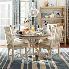 Lane Dining Room Sets Birch Lane Grafton Extending Round Dining Table Imanada