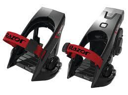 Купить Электроролики на обувь <b>Razor Turbo Jetts</b> недорого в ...