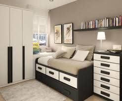 youth bedroom sets girls: furniture black and white teenage boys bedroom furniture with wall mount shelf youth bedroom