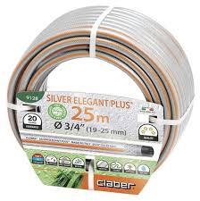 """<b>Шланг Claber</b> Silver Elegant <b>Plus</b> 3/4"""" 25 метров — купить по ..."""