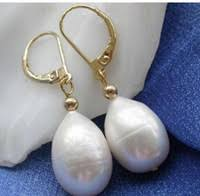 Wholesale Pearl Earring <b>14mm</b> for Resale - Group Buy Cheap Pearl ...