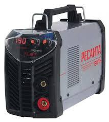 Сварочный аппарат инверторный <b>Ресанта САИ 190ПН</b>. 190А ...
