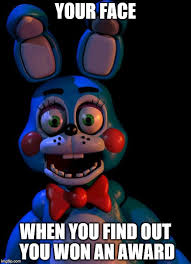 Toy Bonnie FNaF Meme Generator - Imgflip via Relatably.com