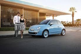 Fiat 500. Classic <b>vintage</b> small city car | <b>New Style</b>