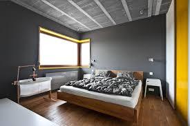 House Cement Modern Home Decor  bestsurMini st Elegant Concrete Block House Interior Design Toobe Modern Natural Bedroom Of The That Has Wooden