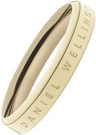 Стальное <b>кольцо Daniel Wellington Classic-Ring-G</b> — купить в ...