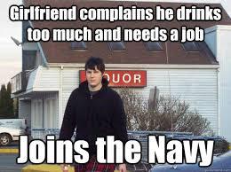 Joins the Navy memes | quickmeme via Relatably.com