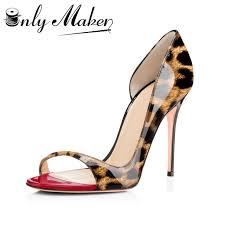 Fashion Onlymaker fashion design pump <b>shoes Peep</b> Toe 12cm ...