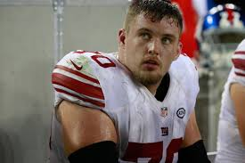 giants weston richburg critical of teaching in nfl work ethic of weston richburg kim klement usa today sports