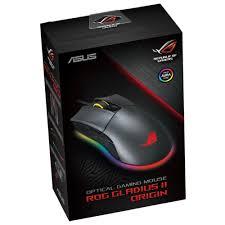 <b>Мышь ASUS ROG Gladius</b> II Origin от 4870 р., купить со скидкой ...