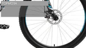 Обзор <b>велосипеда FORWARD Sporting</b> 2.0 <b>29</b> disc 2018 - YouTube