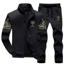 2019 New Fashion Men's Casual Sweatshirt + Jogging ... - Vova