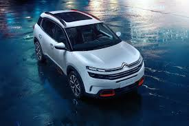 new car launches europe2018 Citroen C5 Aircross The allnew Citron C5 Aircross SUV is