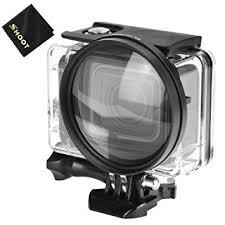 Buy D&F <b>58mm</b> Close-Up Macro Filter Lens 10X Magnificatoin High ...