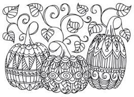 Small Picture Intricate Fall Coloring Pages Coloring Pages