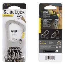 <b>Брелок Nite Ize</b> SlideLoc® <b>KeyRack</b>™ - купить в магазине Спорт ...