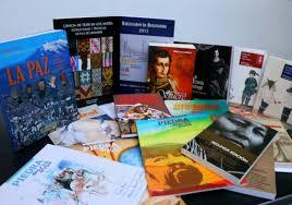 Libros y lectura en Bolivia
