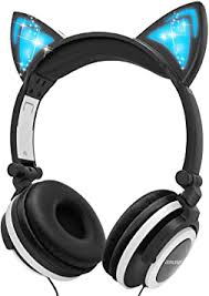Cat Ear Headphones, Hearing Protection Kids ... - Amazon.com