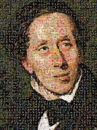Hans Christian Andersen Digital Art - hans-christian-andersen-gilberto-viciedo