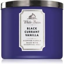 Bath & Body Works Black <b>Currant</b> Vanilla <b>ароматическая свеча</b> ...