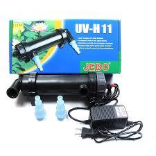 Jebo <b>Sterilizer UV</b>-<b>H11</b> Aquarium Line - Aquarium Store