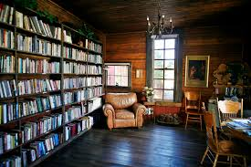 f rustic home designs category for traditional library design of a b amazing cheats how to small space decoration with iron bookcase leather arm chair amazing rustic small home