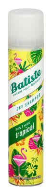 <b>Сухой шампунь</b> для волос <b>Batiste Tropical</b> объем 200 мл: купить в ...