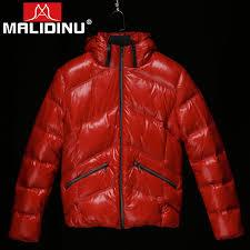 <b>MALIDINU 2019 New</b> Fashion <b>Men</b> Down Jacket Winter Thick Down ...