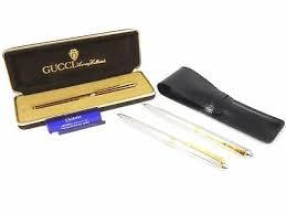 Authentic Gucci <b>Givenchy</b> серебристого цвета набор <b>шариковая</b> ...