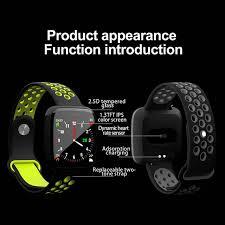 Online Shop Men <b>Women Sports Smart Watch</b> Fitness Blood ...